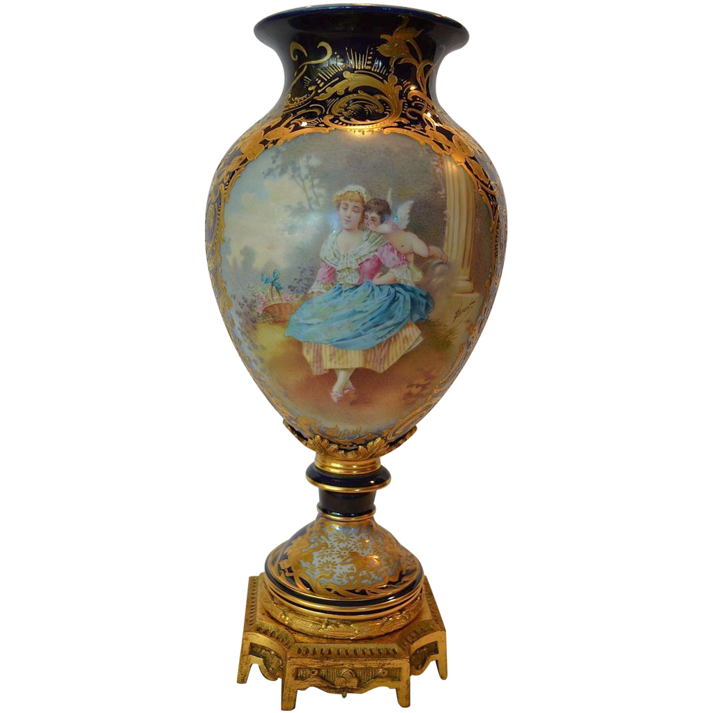 Sevres France  city photos gallery : ... maxant edme samson cie samson ceramics paris sevres france late 1800s