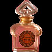 Guerlain Perfume Bottle L Heure Bleue France