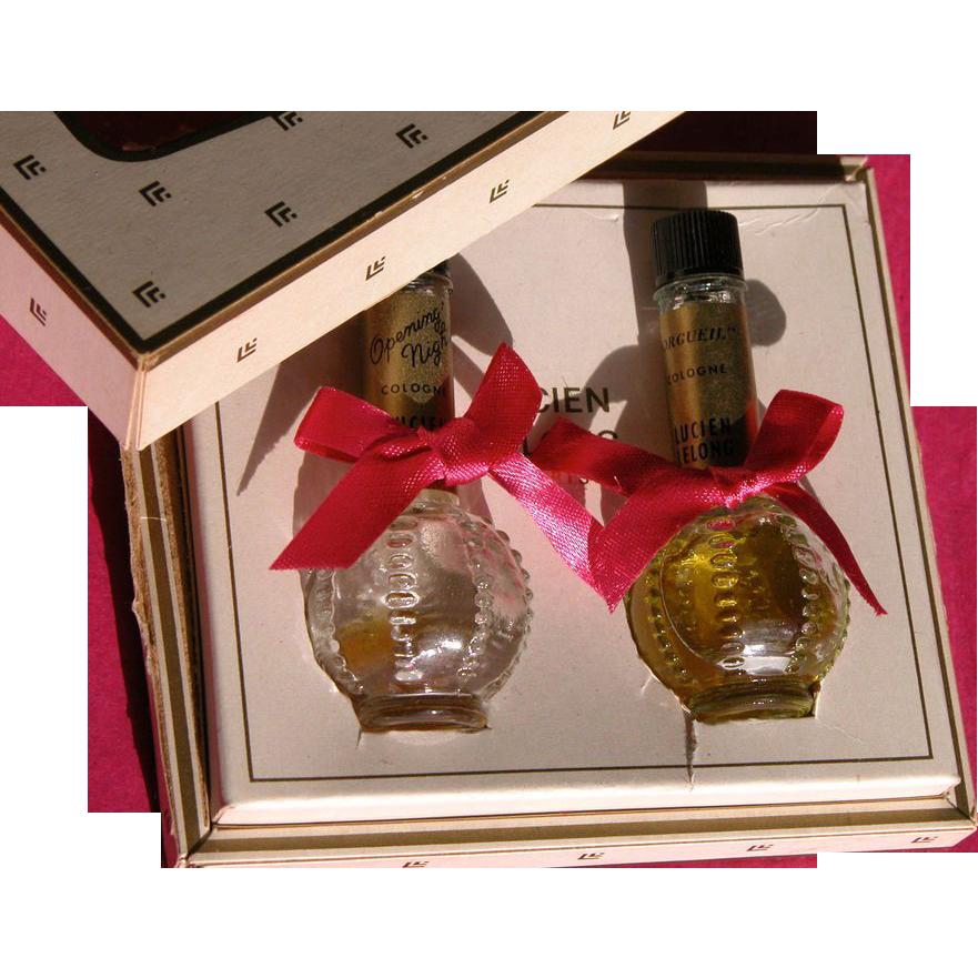 Vintage Mini Perfume Bottles 19