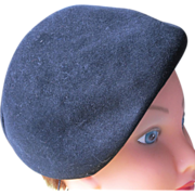Fur Felt Hat Vintage with Provenance Darling