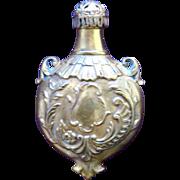 Chatelaine Perfume Bottle French Victorian Era