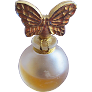 Butterfly Perfume Bottle Annick Goutal Gardenia Passion