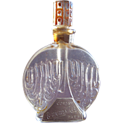Vintage Perfume Bottle Commercial by Corday Toujours Moi  Small Mini 1923