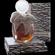 Perfume Bottle Boxed Gres Cabochard French Perfume Unopened