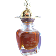 Mini Perfume Bottle Crown Top Vivienne Westwood Boudoir