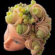Carmen Miranda Fruit Hat Vintage and Wonderful by Lilyan