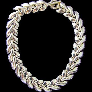 Vintage Chain Necklace Excellent Unused Condition