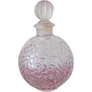City Perfume  Bottle A Suma 1934 Small Perfect Bottle Made in France