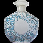 Vintage Perfume Bottle 1927 by Mury Designed by Brosse Narcisse Bleu Perfume