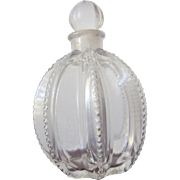 Rare Perfume Bottle by Mary Dunhill 1937 Flowers of Devonshire