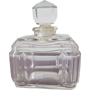 Bellodgia Mini Perfume Bottle by Caron Clean and Perfect