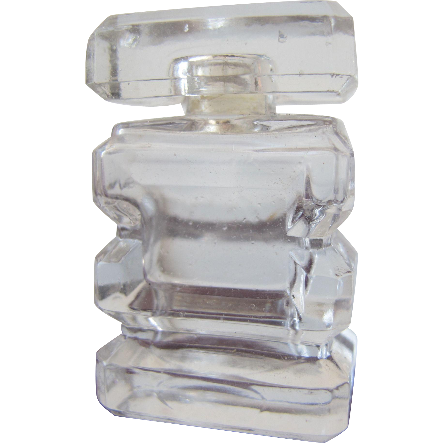Mini Perfume Bottle All Glass Ciro Danger Clean