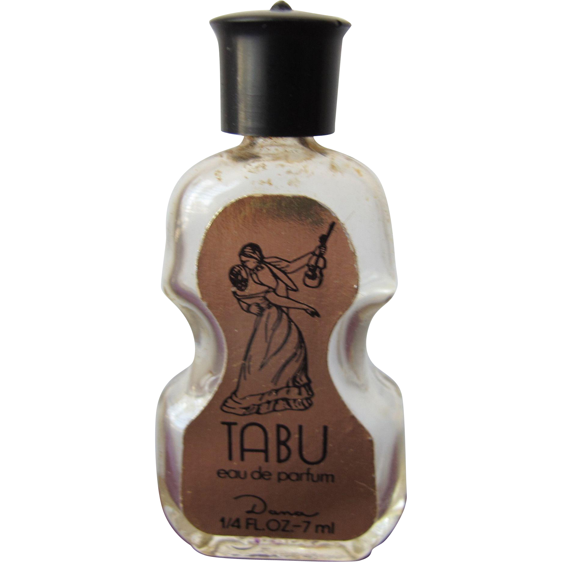 Tabu Mini Perfume Bottle by Dana
