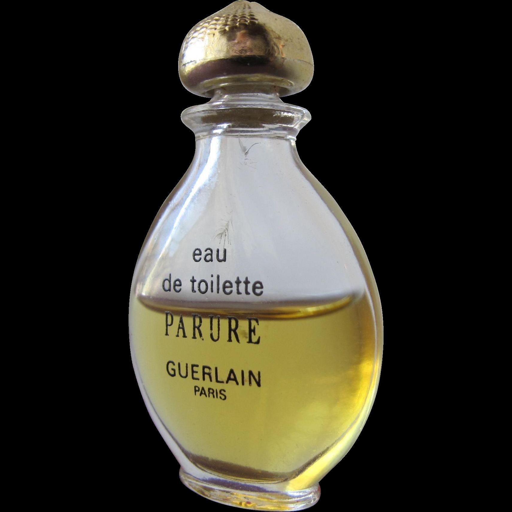 Guerlain Mini Perfume Bottle of Guerlain Parure