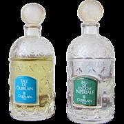 Guerlain Mini Perfume Bottles of Guerlain and Imperiale
