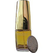 Perfume Bottle by Estee Lauder Purse Spray of Beautiful Parfum
