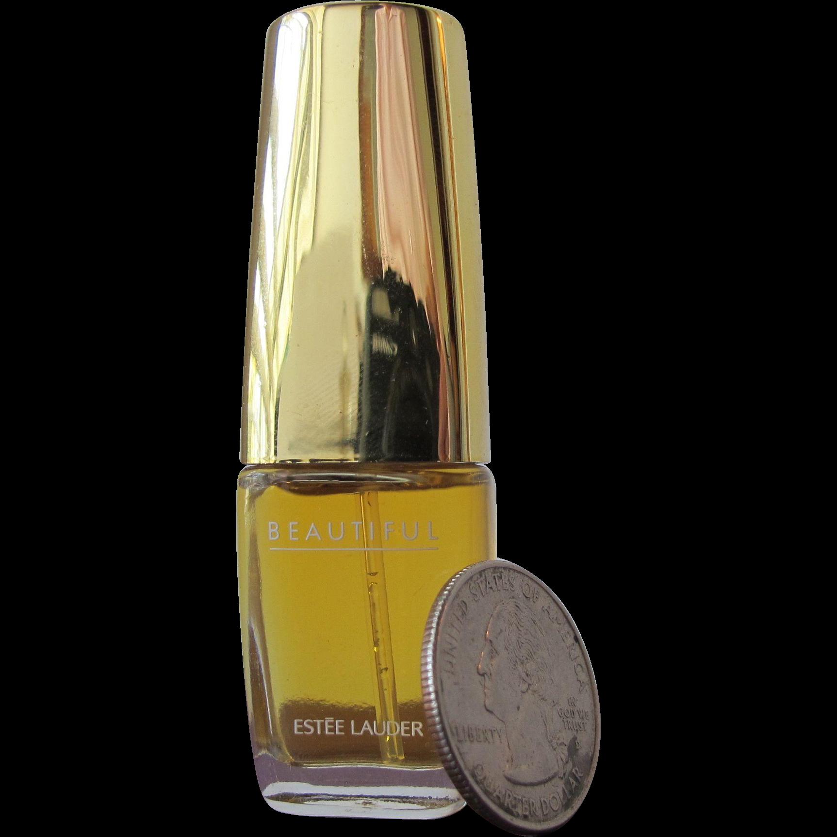 Perfume Bottle by Estee Lauder Purse Spray of Beautiful Parfum