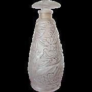 1920's French Perfume Bottle  Honore Payon  Fraicheru De Jade