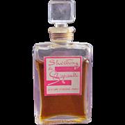 Vintage Perfume Bottle Shocking by Schiaparelli FREE Shipping
