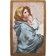 Postcard Madonna of the Streets Antique Postcard