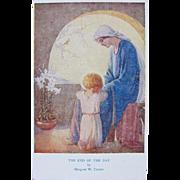 Easter Post Card by Margaret Tarrant Illustrator Unused