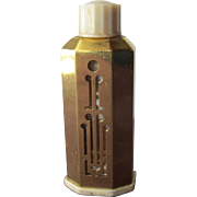 Coty Mini Purse Perfume Bottle 1917 L'Origan