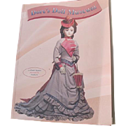 Doll Book Vintage 1998 Auction Catalog Dore's Doll Museum