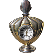 Clock Image of Shalimar Perfume Works Decorative Perfume Collectible