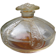 Viard Perfume Bottle for Harriet Hubbard Ayer 1930 Rare Perfume Bottle