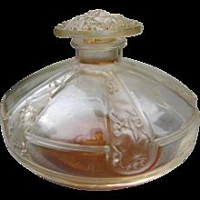 Viard Perfume Bottle for Harriet Hubbard Ayer 1930 Rare Perfume Bottle