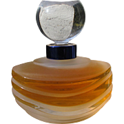 Commercial Perfume Bottle Kahori Perfume Made in Japan Smells Yummy