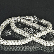 5.17 Carat Diamond Tennis Bracelet