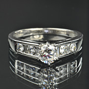 .94 Carat Diamond Engagement Ring / CLEARANCE SALE!!