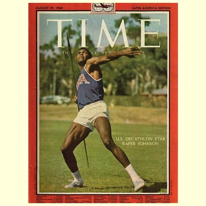 Time Weekly News Magazine, Latin America Edition, August 29, 1960