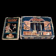 1920's & 1930's Calumet Cook Book & Ateco Magic Cookie Press