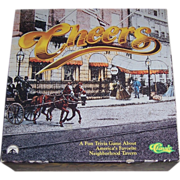 1992 Cheers Trivia Board Game by Classic Games