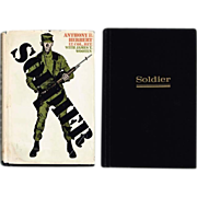 Soldier Hardcover Book by Anthony B. Herbert Lt. Col. Ret.