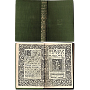The 1914 Edition of The Plays of Christopher Marlowe