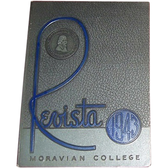 1943 Moravian College Yearbook
