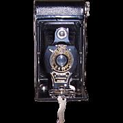 Classic 1920's Kodak No.2 Folding Autographic Brownie Camera