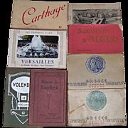 Vintage Foreign Postcards of Paris, Alger's, Versailles, Holland, Syrie, Greece