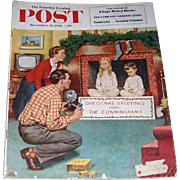 The Saturday Evening Post, Christmas Edition, December 11, 1954