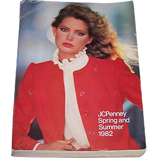 1982 JC Penny Spring and Summer Catalog