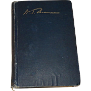 1891 Life of General WM. Tecumseh Sherman, 1st Edition Book