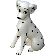 Vintage Perdita China 101 Dalmatians Movie Dog Character Figurine