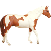 "RARE 1988 ""Wildfire"" Limited Edition Breyer Traditional Model Horse - Red Tag Sale Item"