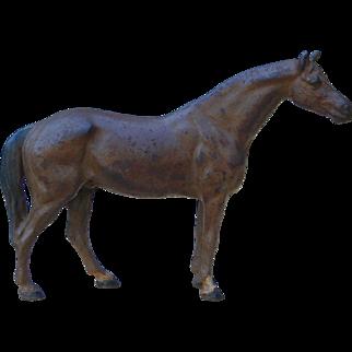 Hubley Bay Horse Stallion Full Body Cast Iron Doorstop