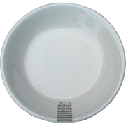 Vintage New York Central 20th Century Limited China Soup Bowl