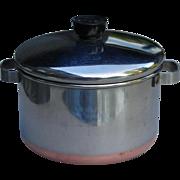 "Vintage Revere Ware ""Little Homemaker"" Miniature Stock Pot with Lid"
