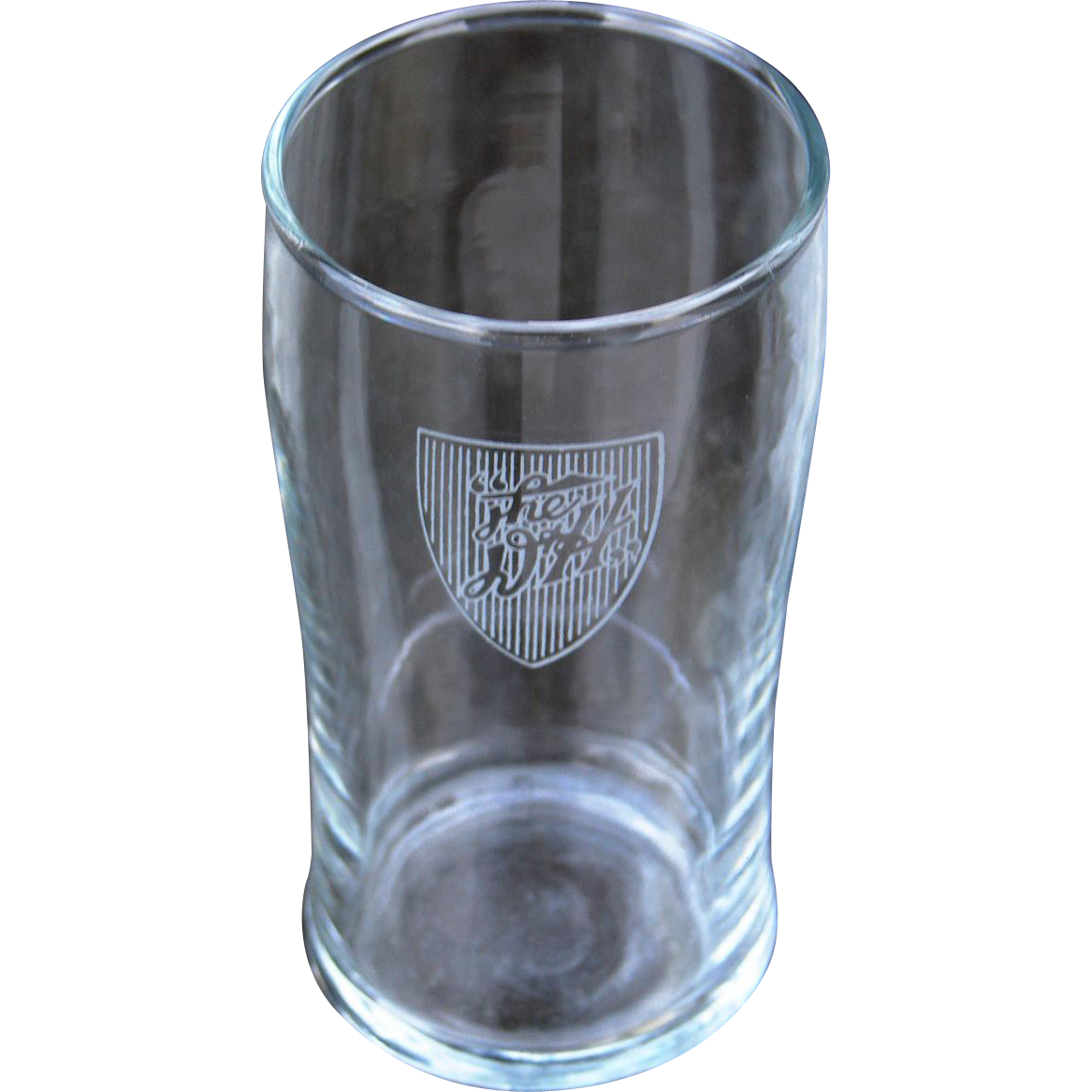 Vintage Delaware & Hudson Railroad D&HRR Drinking Glass Juice Tumbler